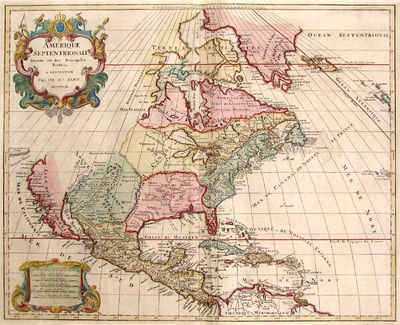 Antique_Map_Elwe_North_America