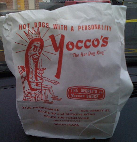 Yocco Hot Dog History