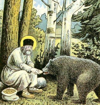 Serafim_and_a_bear