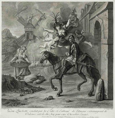 11_Engraving_Don-Quixote-Led-by-Folly_HSA_2000
