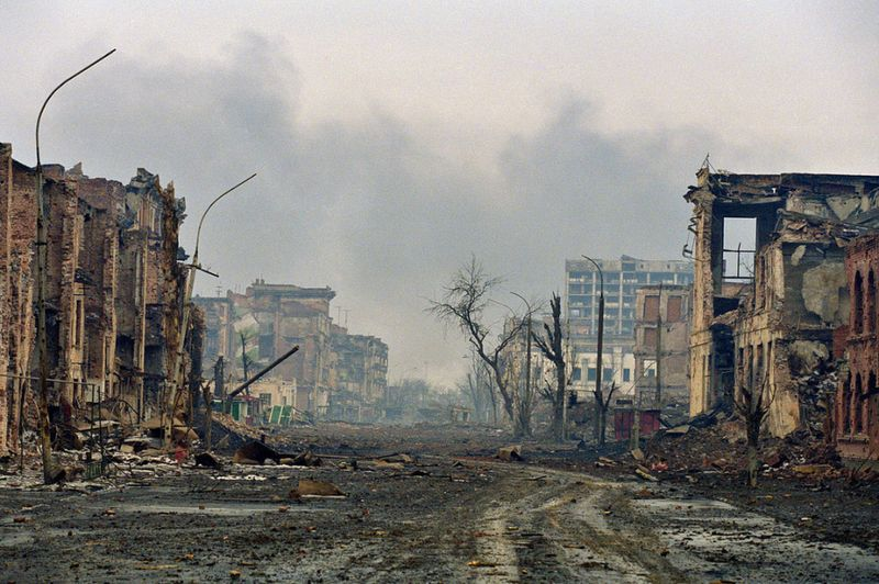 Chechnya-grozny