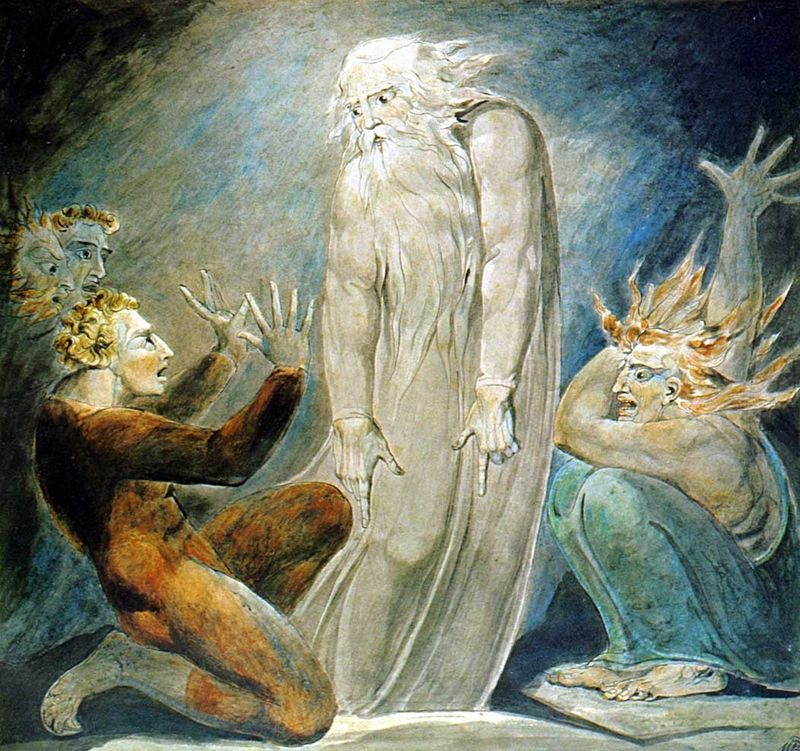 The_witch_of_endor_william_blake_2